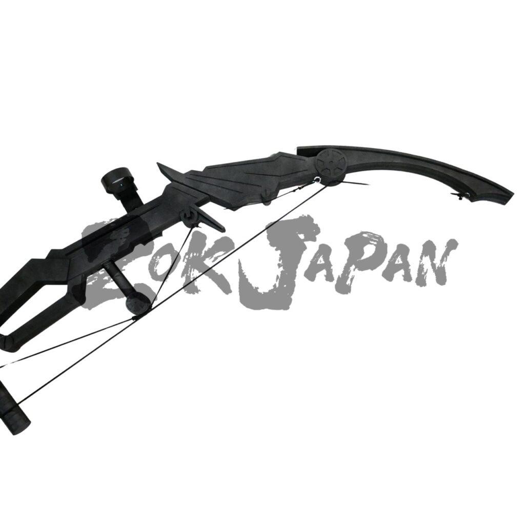 s-アークナイツ-プラチナ-弓-矢筒-風-コスプレ用アイテム-3
