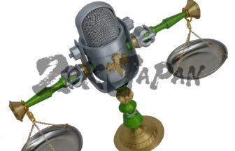 ヒプノシスマイク-天国獄-天秤型マイク-風-コスプレ用アイテム-5