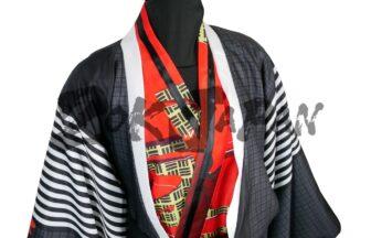 #コンパス 戦闘摂理解析システム 13(サーティーン) 着物 風 コスプレ衣装