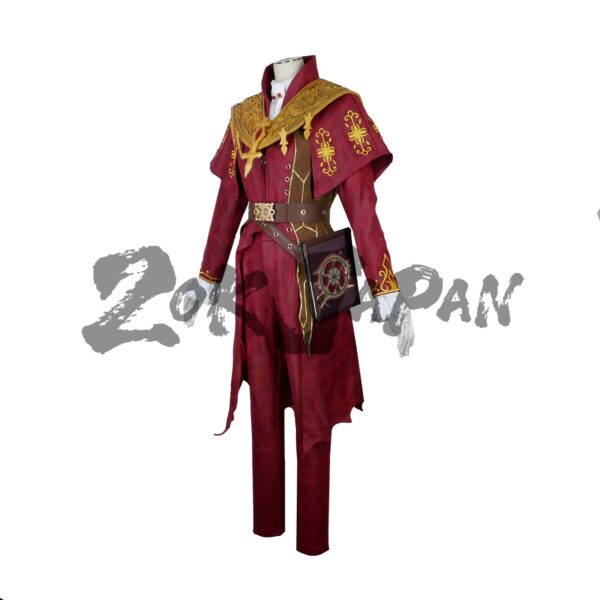 s-IdentityV-第五人格-ポストマン-抱擁-風-コスプレ衣装